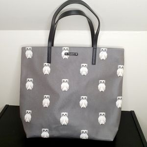Kate Spade New York Owl Print Tote Purse